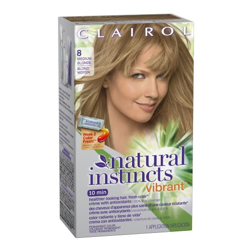 4613240859b9a8 Clairol Natural Instincts Vibrant Permanent Hair Color 8