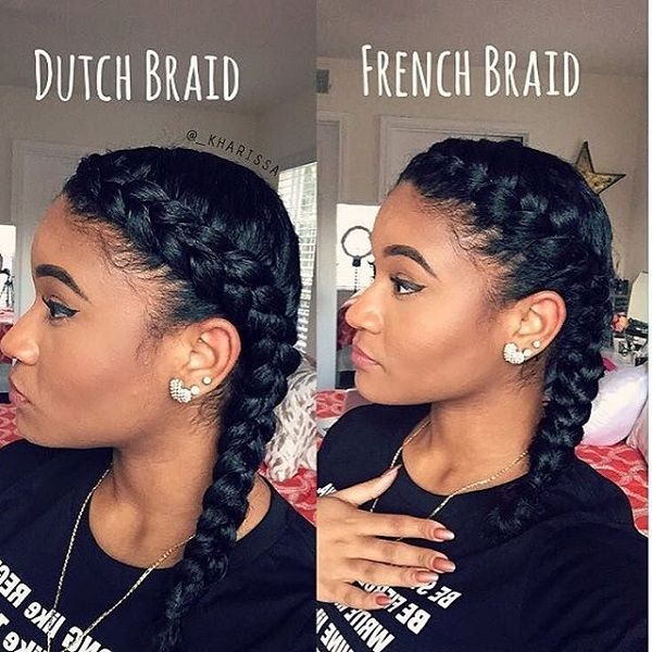 10 Hot Go-To Summer Hairstyles on Natural Hair | HerGivenHair ...