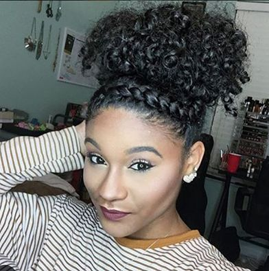 Fabulous Faux Headband Flat Twist - Everything Natural Hair