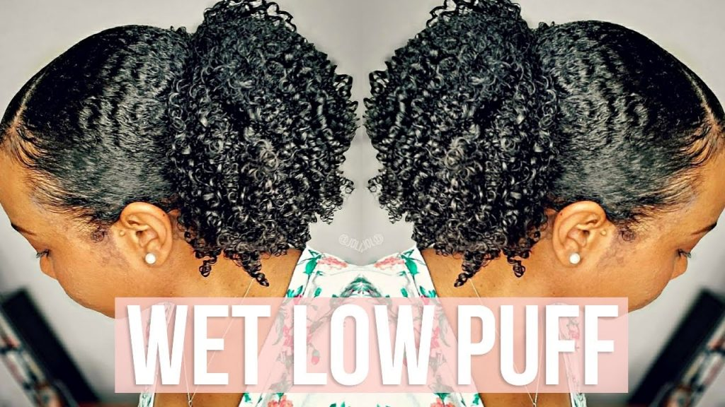 Gel How To Get Your Natural Hair To Lay Flat