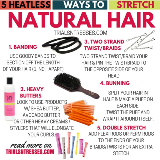 Natural Hair Loc Products