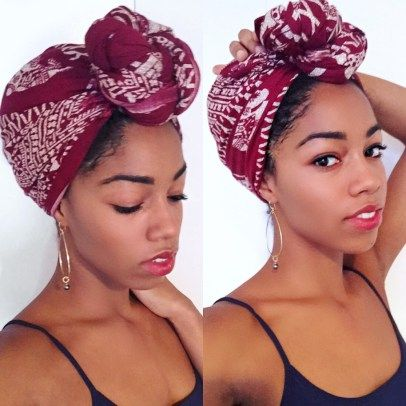 Just In Time For Summer Getting Into Headwraps