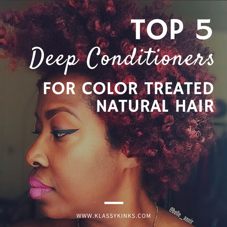 I Have Had Color Treated Hair For Years Even When I Was Relaxed I