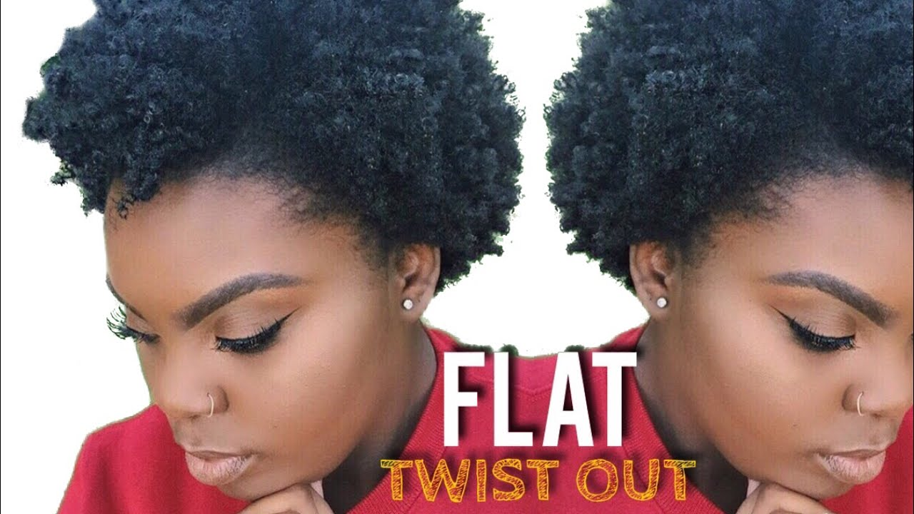 Flat Twist Out Styles On Short Natural Hair - it-fits.info