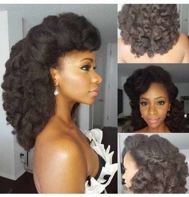 Calling all (African American) Natural hair brides,what is your ...