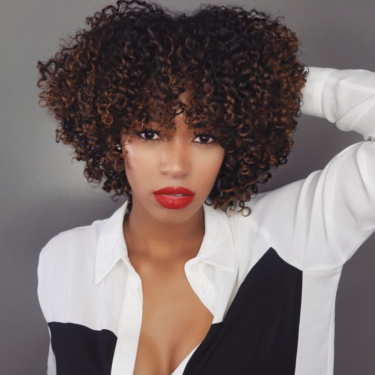 5 Medium Length Afros You Ll Love Black Girl With Long Hair Everything Natural Hair