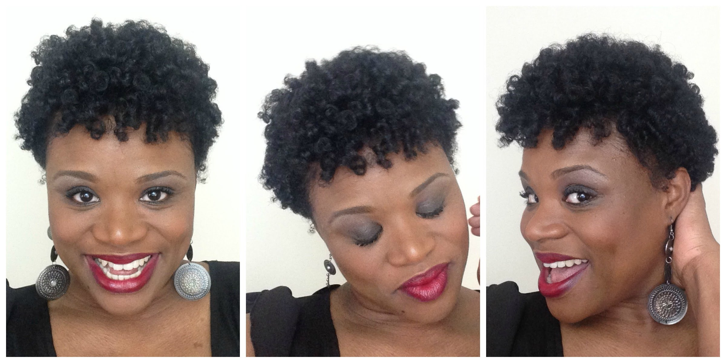 Perm Rods On Short Natural Hair Everything Natural Hair