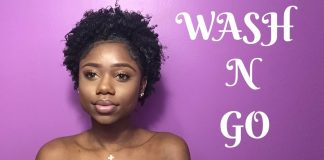 Wash And Go For Short Natural Hair Archives Everything Natural Hair