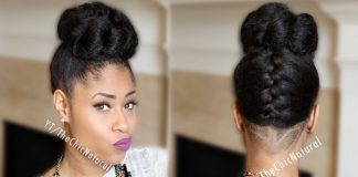 how to style an undercut Archives , Everything Natural Hair