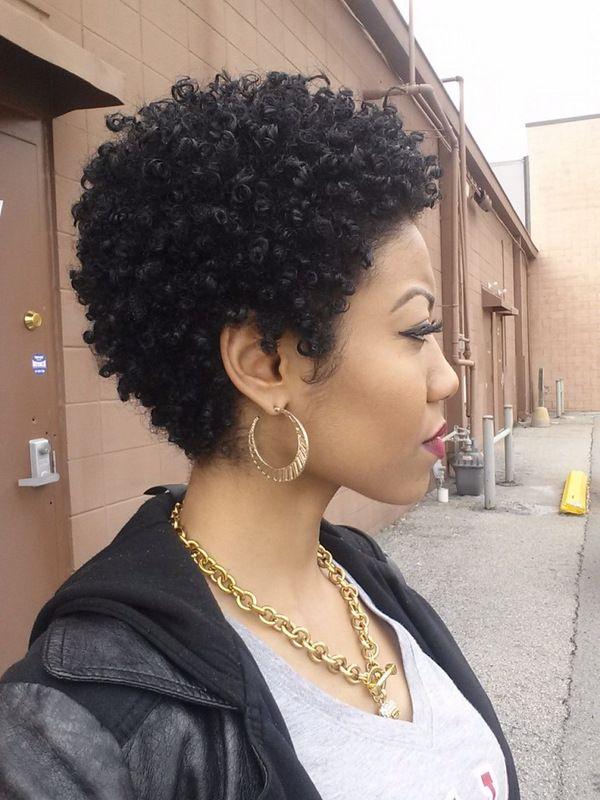 C2397901d675b7dadaa7583f712b4078 Short Natural Curly Hair Short