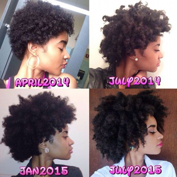 15 Inspiring Natural Hair Growth Journeys Everything