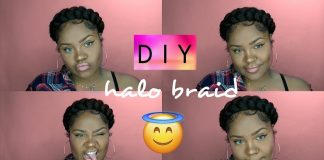 Halo Braid Tutorial Archives Everything Natural Hair