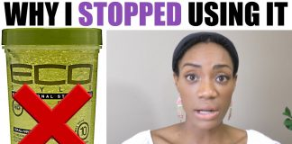 Eco Styler Gel On Natural 4c Hair Archives Everything Natural Hair