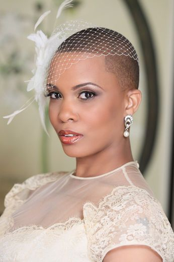 Ask The Experts Natural Hairstyles For Your Wedding Day
