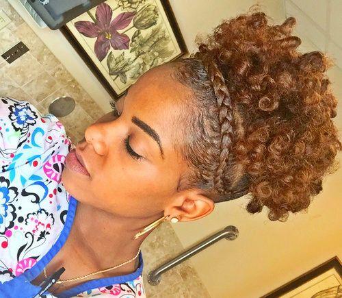 23de19e42fb9b1e136de97676622bdfd Short Natural Curly