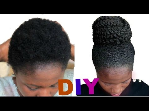How To Style Short Natural Hair 4c Easy Diy Everything Natural Hair